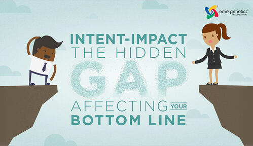 Intent Impact The Hidden Gap Affecting Your Bottom Line Cover Art