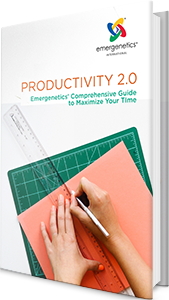 Productivity 2.0, Emergenetics Comprehensive Guide to Maximize Your TIme